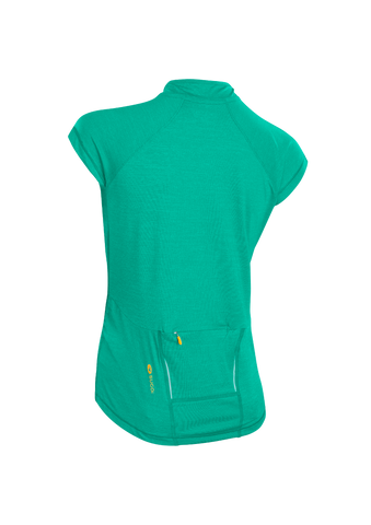 SUGOI Women's RPM Jersey, Light Jade Alt (U580010F)