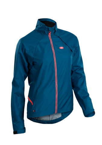 SUGOI Women's Versa Evo Jacket, Baltic Blue (U707000F)