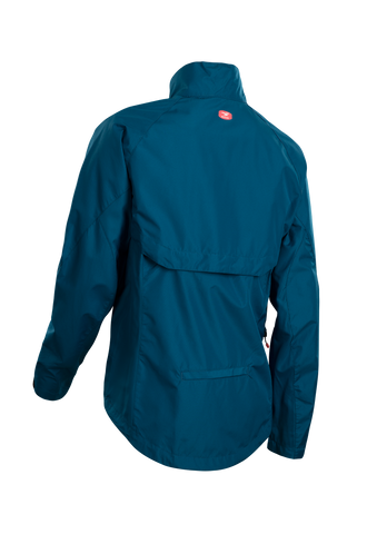 SUGOI Women's Versa Evo Jacket, Baltic Blue Alt (U707000F)
