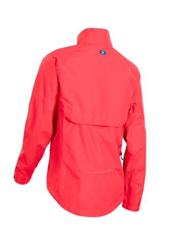 SUGOI Women's Versa Evo Jacket, Electric Salmon Alt (U707000F)