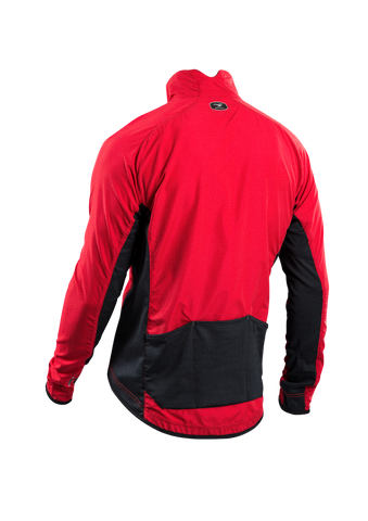 SUGOI Men's RS Zap Jacket, Chili red Alt (U709000M)