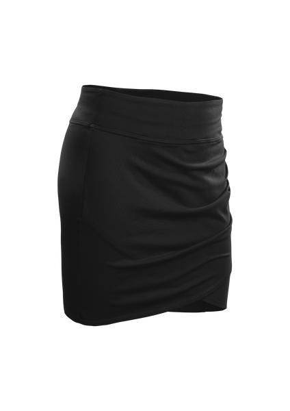 SUGOI Women's Coast Skirt, Black (U312000F)