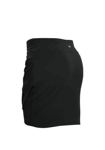 SUGOI Women's Coast Skirt, Black Alt (U312000F)