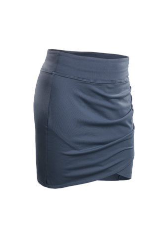 SUGOI Women's Coast Skirt, Coal Blue (U312000F)