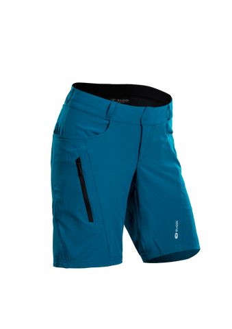 SUGOI Women's RPM 2 Short, Ocean Depth (U350020F)