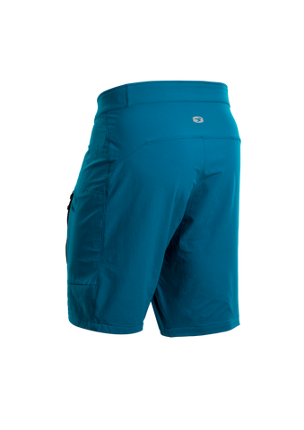 SUGOI Men's Pulse Short, Ocean Depth Alt (U354520M)