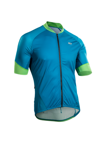 SUGOI Men's RS Century Zap Jersey, Ocean Depth (U575500M)