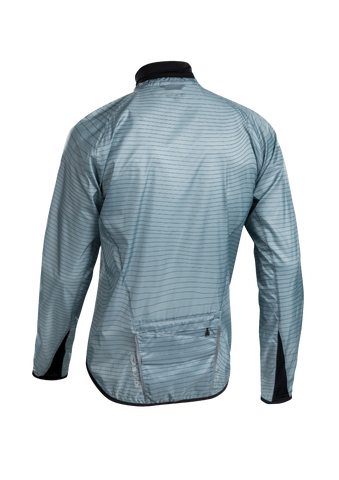 SUGOI Men's RS Jacket, Harbour/Line Print Alt (U705010M)