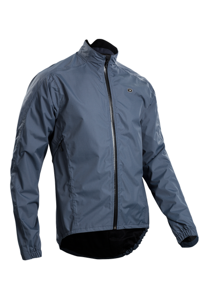 SUGOI Men's Zap Bike Jacket, Coal Blue (U719000M)