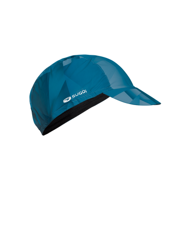 SUGOI Cycling Cap, Ocean Depth/Mountain Print (U930030U)