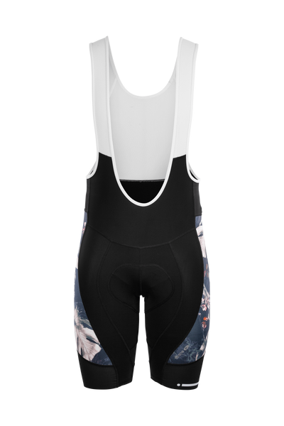 SUGOI RS Pro Bib Short, Navy Monstera (U391000M)
