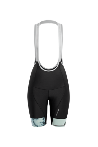 SUGOI Women's Evolution Bib Short, Mineral (U392000F)