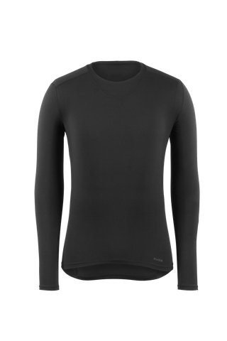 SUGOI Thermal Base Layer L/S, Black (U182010M)