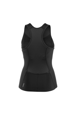 SUGOI Women's RPM Tri Racerback Tank, Regal Wave Alt (U203040F)