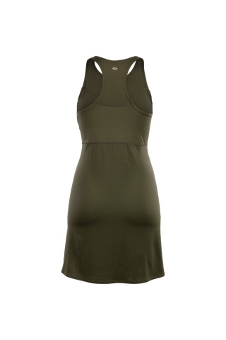 SUGOI Women's Coast Dress, Deep Olive Alt (U319000F)