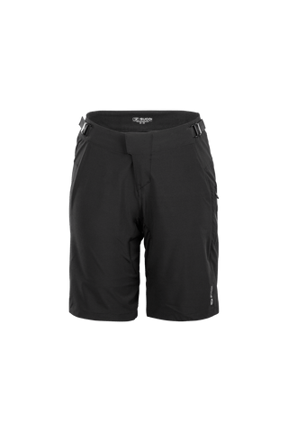 SUGOI Women's Trail Shorts - Lined, Black (U350010F)
