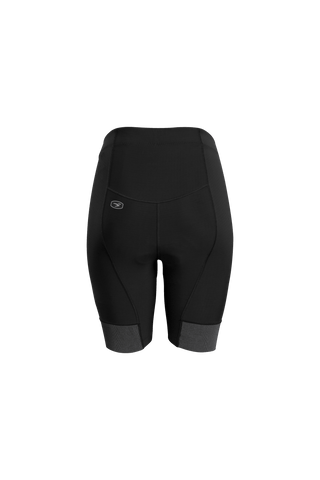 SUGOI Women's Evolution Zap Shorts , Black Alt (U382040F)
