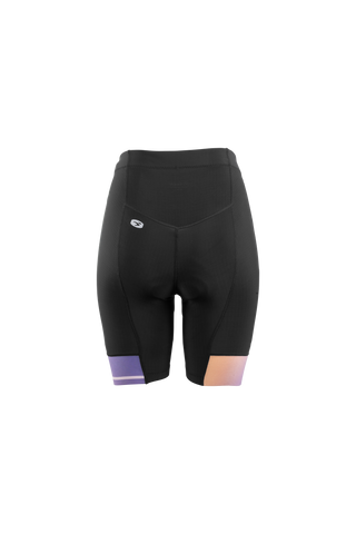 SUGOI Women's Evolution PRT Shorts, Sunset Alt (U382050F)