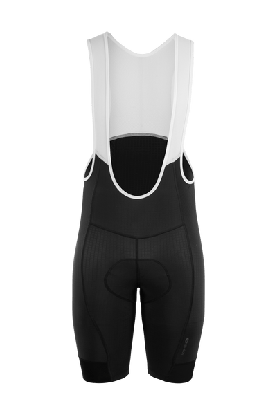 SUGOI  Evolution Bib Shorts, Black (U392000M)