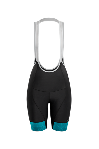 EVOLUTION PRT BIB SHORTS ,TopazUrb   (U392020F)