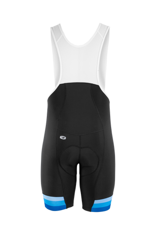 SUGOI  Evolution PRT Bib Shorts, Blue Stripes Alt (U392020M)