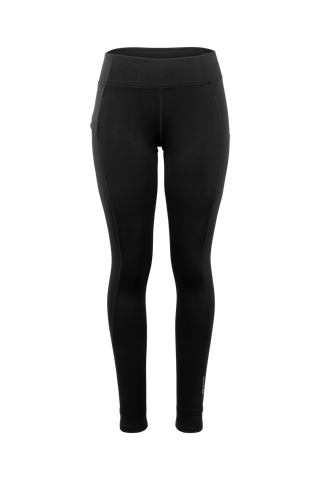 SUGOI Women's SubZero Tight, Black (U405510F)