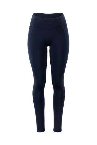 SUGOI Women's MidZero Zap Tight, Deep Navy (U408010F)