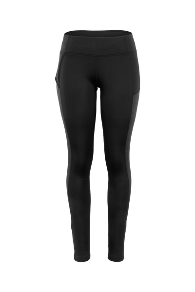 SUGOI Women's SubZero Zap Tight, Black (U408510F)