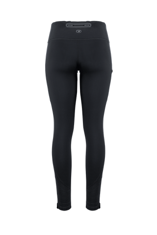 SUGOI Women's Firewall 180 Zap Tight, Black Alt (U409010F)