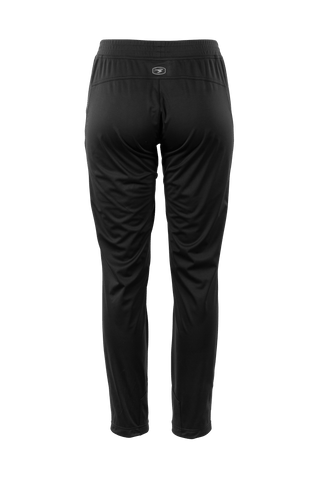 SUGOI Women's Firewall 180 Thermal Wind Pant, Black Alt (U425000F)