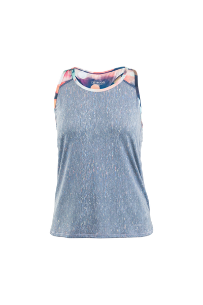 SUGOI Women's Coast Tank, Mini Lights (U550030F)