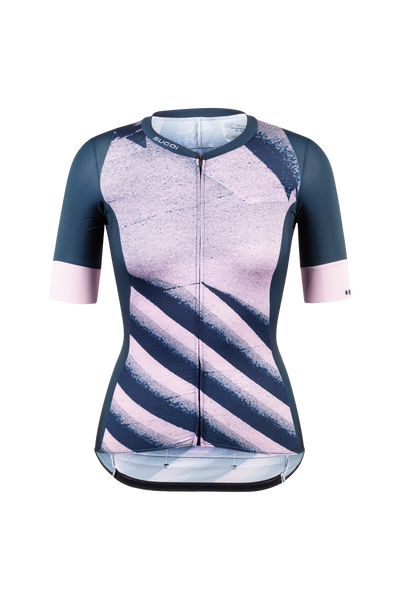 SUGOI Women's RS Pro Jersey, Urban Shadows (U575530F)