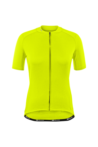 SUGOI Women's Essence Jersey , Super Nova (U575560F)