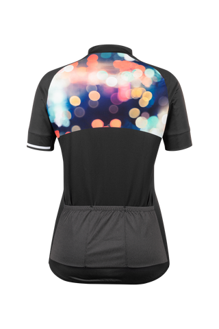 SUGOI Women's Evolution Zap Jersey, Lights Alt (U576010F)