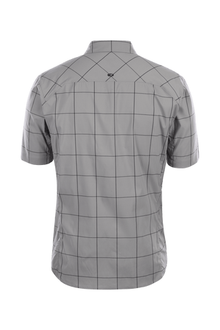 SUGOI  Off Grid Work Shirt, Light Grey Grid Plaid Alt (U595010M)