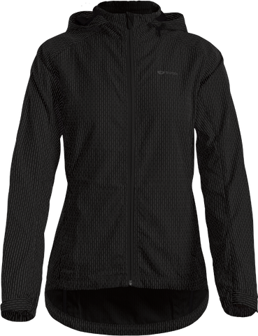 SUGOI Women's Zap Training Jacket, Black Zap (U704000F)