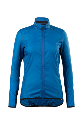 SUGOI Women's Stash Jacket, Azure (U705030F)