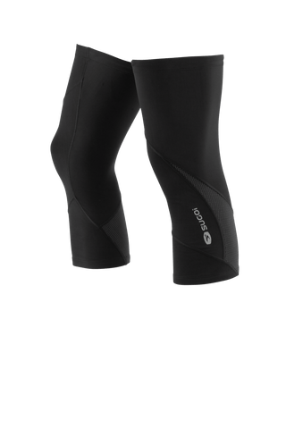 SUGOI  Zap Knee Warmers, Black (U999010U)