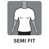 FEMALE SEMI FIT