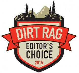 Dirt Rag Magazine Editor's Choice Award 2016