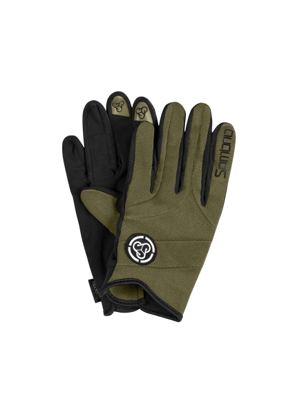 Sombrio Men's Prodigy Gloves, Moss (91001M)
