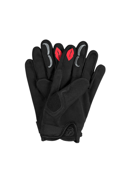 Sombrio Women's Lily Gloves, Black Alt (91003W)