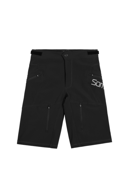 Sombrio Men's Pinner Shorts, Black (B360000M)