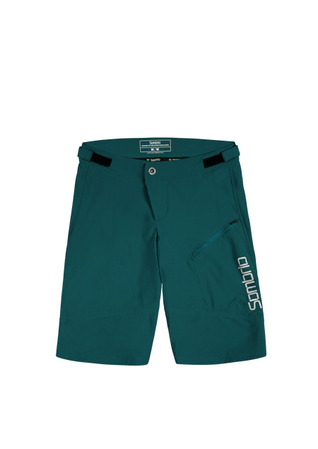 Sombrio Women's Rebel Shorts, Deep Jade (B360180F)