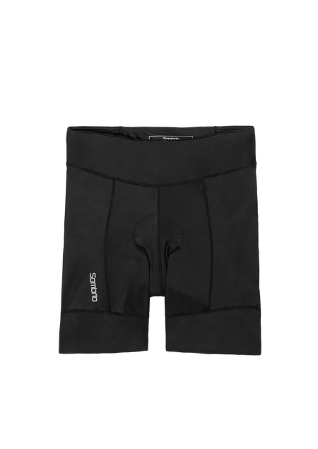 Sombrio Women's Cadence Mid Shorts, Black (B360230F)