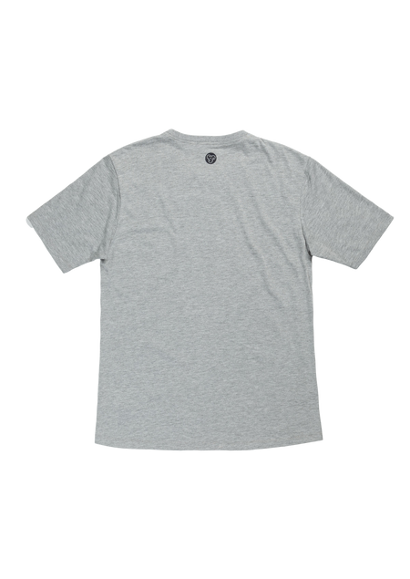 Sombrio Men's Stock Tee, Gray Trio Alt (B500100M)