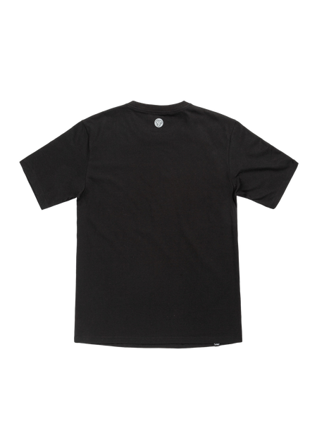 Sombrio Men's Stock Tee, Black Luxury Alt (B500100M)