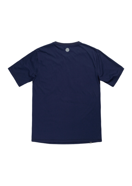 Sombrio Men's Stock Tee, Multi Mountain Alt (B500100M)