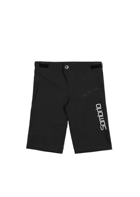 Sombrio Groms Rebel Shorts, Black (B840020J)