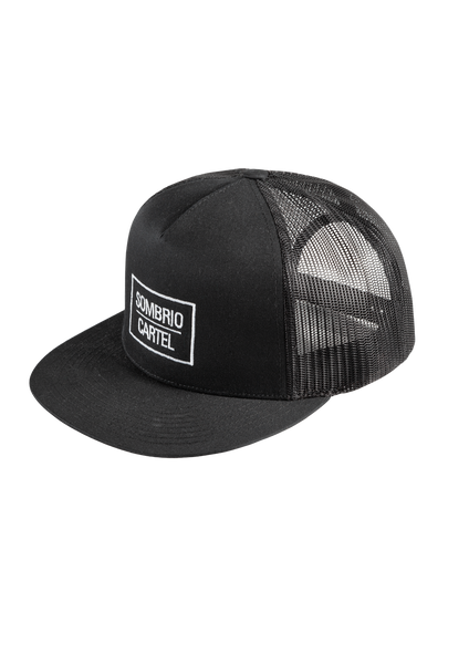 Sombrio Men's Cypress Flatbrim, Black (B920100M)